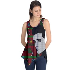 Elvis Presley   Christmas Sleeveless Tunic