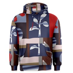 Surface Tree Polka Dots Men s Pullover Hoodie