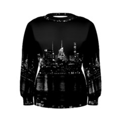 New York Skyline Women s Sweatshirt