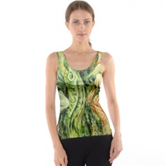 Chung Chao Yi Automatic Drawing Tank Top