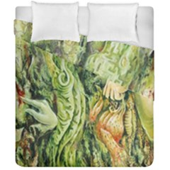 Chung Chao Yi Automatic Drawing Duvet Cover Double Side (california King Size)