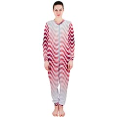 Art Abstract Art Abstract Onepiece Jumpsuit (ladies)