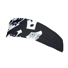 Kiss Band Logo Stretchable Headband