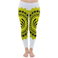 Bassnectar Sunflower Classic Winter Leggings