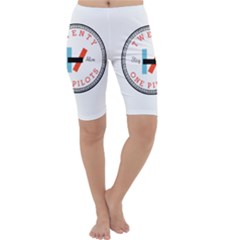 Twenty One Pilots Cropped Leggings
