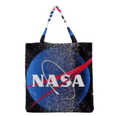 Nasa Logo Grocery Tote Bag