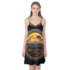 World Of Tanks Wot Camis Nightgown