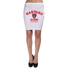 Harvard Alumni Just Kidding Bodycon Skirt