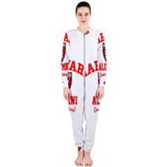 Harvard Alumni Just Kidding Onepiece Jumpsuit (ladies)
