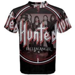 Fallen Angel Hunted Men s Cotton Tee