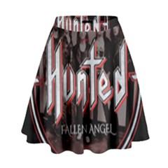 Fallen Angel Hunted High Waist Skirt