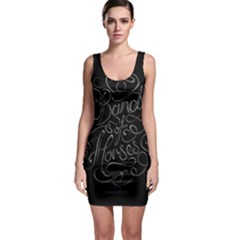 Band Of Horses Bodycon Dress