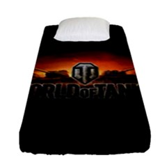 World Of Tanks Fitted Sheet (single Size)