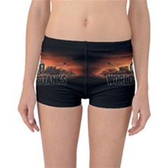 World Of Tanks Reversible Boyleg Bikini Bottoms