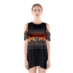 World Of Tanks Shoulder Cutout One Piece