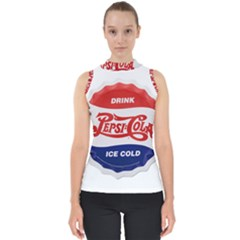 Pepsi Cola Bottle Cap Style Metal Shell Top