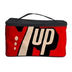 Fresh Up With  7 Up Bottle Cap Tin Metal Cosmetic Storage Case