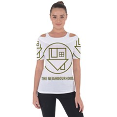 The Neighbourhood Logo Short Sleeve Top
