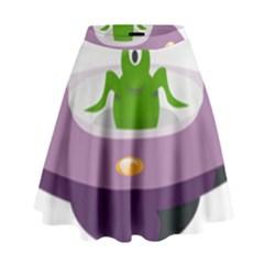 Ufo High Waist Skirt