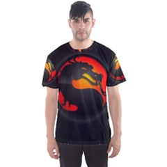 Dragon Men s Sports Mesh Tee
