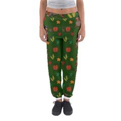 Thanksgiving Turkey  Women s Jogger Sweatpants