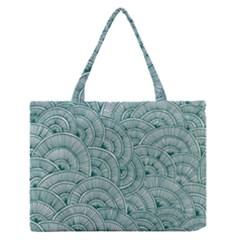 Design Art Wesley Fontes Zipper Medium Tote Bag