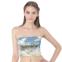 Nature Pattern Tube Top