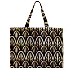 Art Deco Medium Tote Bag