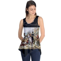 The First Thanksgiving Sleeveless Tunic