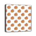 Face Mask Ghost Halloween Pumpkin Pattern Mini Canvas 6  x 6  View1