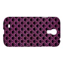 SCALES2 BLACK MARBLE & PINK BRUSHED METAL (R) Samsung Galaxy S4 I9500/I9505 Hardshell Case View1
