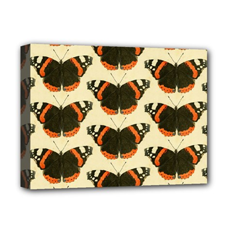 Butterfly Butterflies Insects Deluxe Canvas 16  X 12