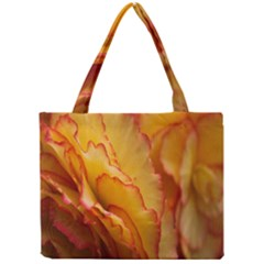 Flowers Leaves Leaf Floral Summer Mini Tote Bag