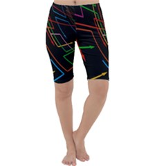 Arrows Direction Opposed To Next Cropped Leggings