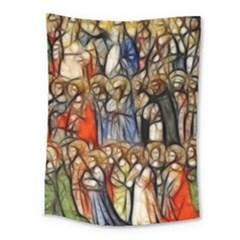 All Saints Christian Holy Faith Medium Tapestry