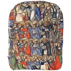 All Saints Christian Holy Faith Full Print Backpack