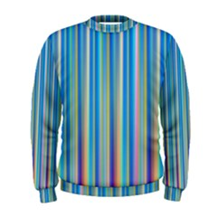 Colorful Color Arrangement Men s Sweatshirt