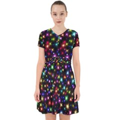 Fireworks Rocket New Year S Day Adorable In Chiffon Dress
