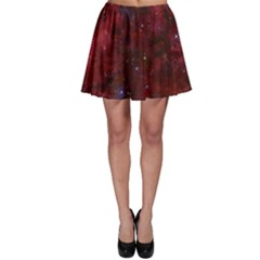 Abstract Fantasy Color Colorful Skater Skirt