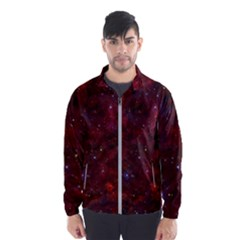 Abstract Fantasy Color Colorful Wind Breaker (men)