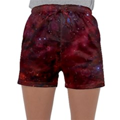 Abstract Fantasy Color Colorful Sleepwear Shorts