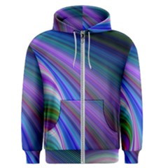 Background Abstract Curves Men s Zipper Hoodie