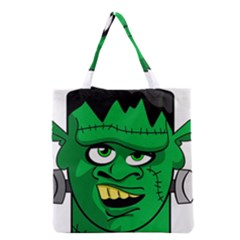 Buy Me A Coffee Halloween Grocery Tote Bag