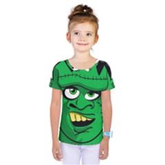 Buy Me A Coffee Halloween Kids  One Piece Tee