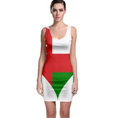 Heart Love Affection Oman Bodycon Dress