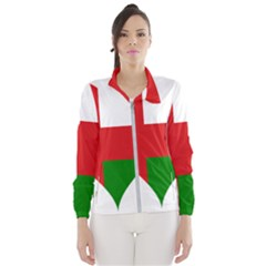 Heart Love Affection Oman Wind Breaker (women)