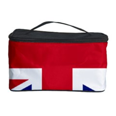 Heart Love Heart Shaped Flag Cosmetic Storage Case