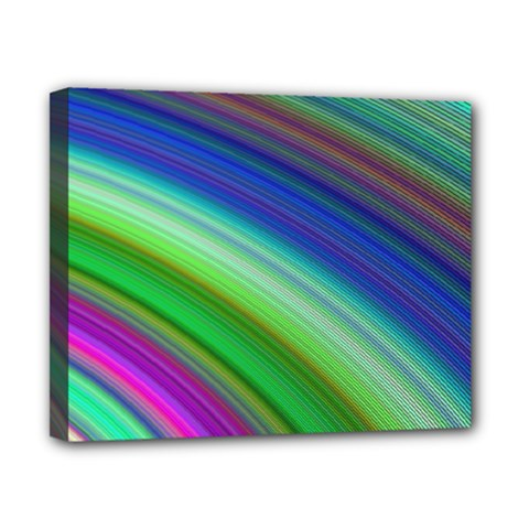 Motion Fractal Background Canvas 10  X 8