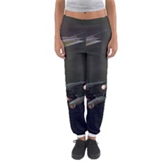Space Travel Spaceship Space Women s Jogger Sweatpants