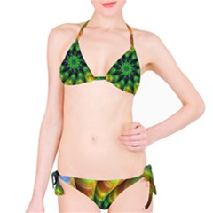 Vision Wallpaper Decoration Bikini Set